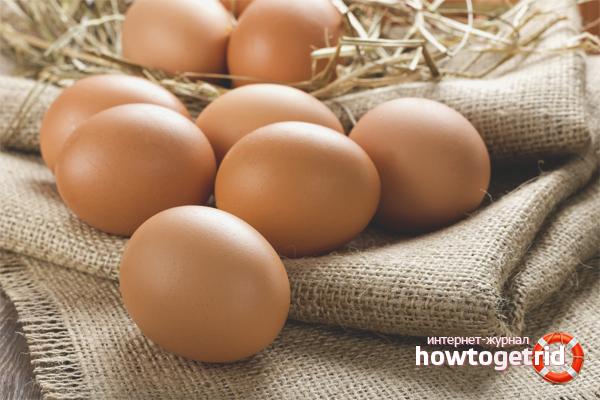 Hur kan jag byta ut ägg i bakning