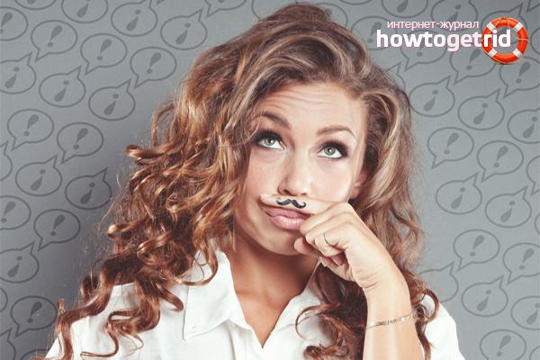 Com desfer-se d'un bigoti per a una noia