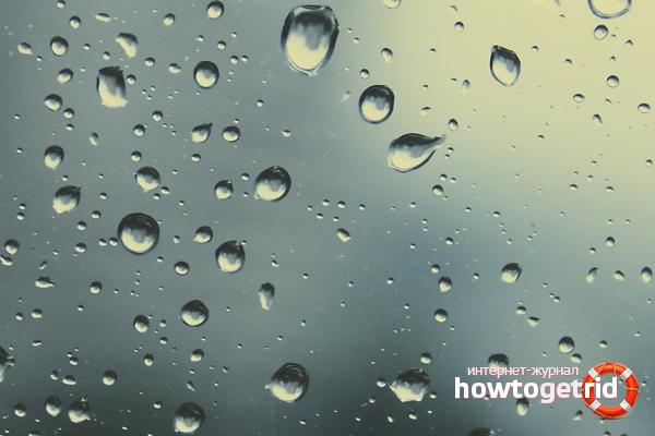 Hur man kan bli av med dimmande plastfönster