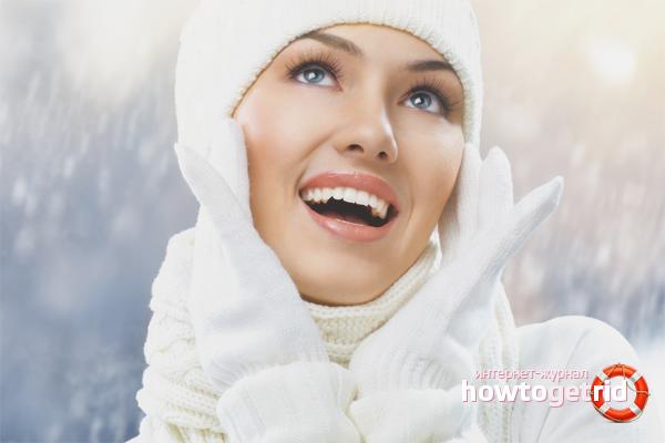 Como cuidar da sua pele no inverno