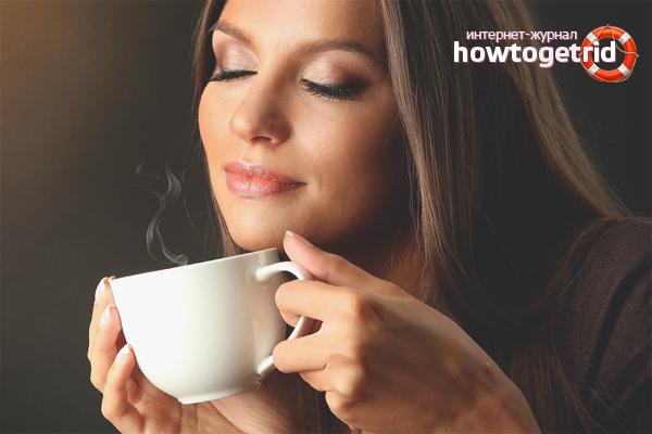 Kaffee gegen Schläfrigkeit