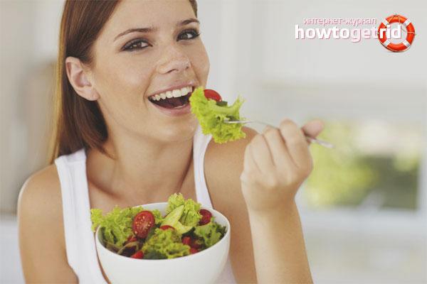 Richtige Ernährung durch chronische Müdigkeit