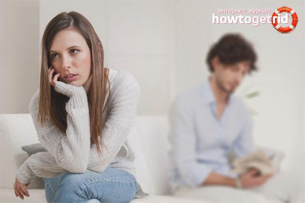 Wie man betrügerischen Ehemann identifiziert