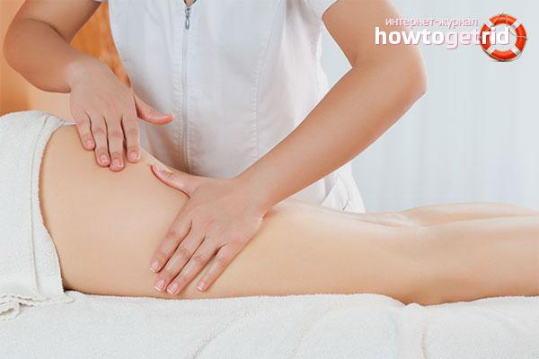 Massatge contra calçotets