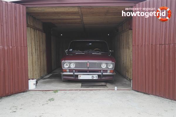 Garagem para carro