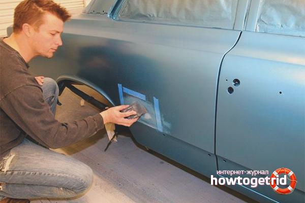 Comment se débarrasser des puces sur une voiture