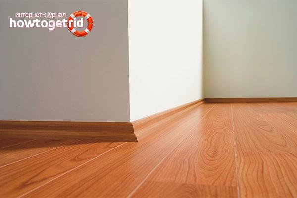 Como colocar piso laminado em pisos irregulares
