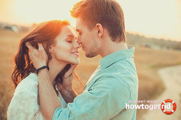 Как да разбера, че мъж наистина те обича