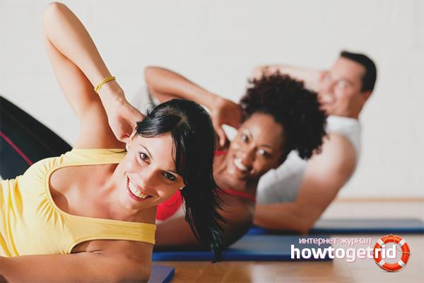 Một số thủ thuật để ép mình đi tập thể dục