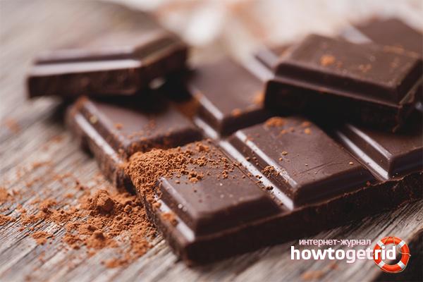 Xocolata per a la depressió