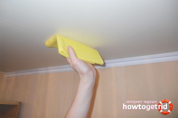 Com rentar els sostres esmerilats