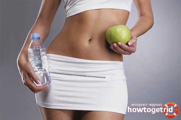 So reinigen Sie Ihren Darm mit einer Diät