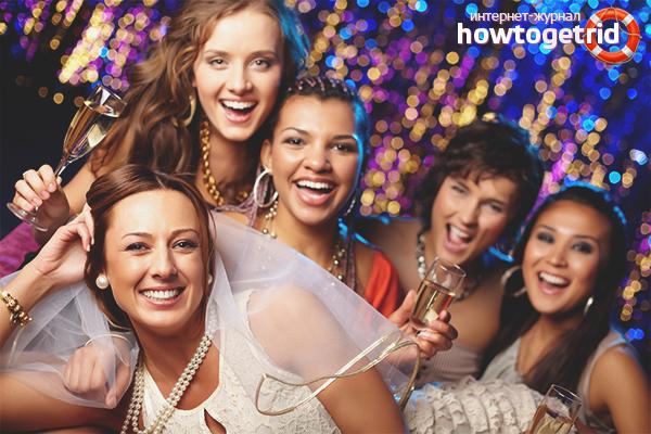 Как да прекараме ергенско парти преди сватбата