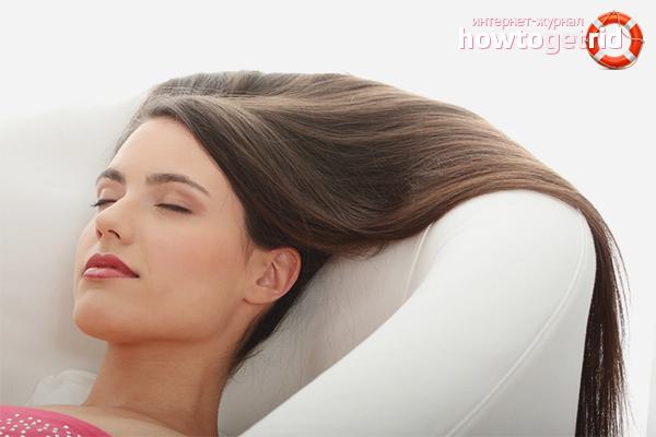 Hur man väcker vilande hårsäckar på huvudet