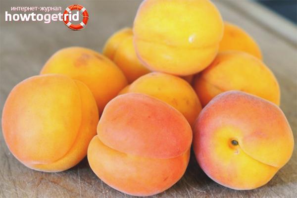 Cara menanam buah persik dari batu