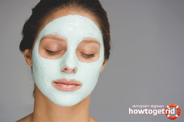 Màscares per eliminar arrugues nasolabials