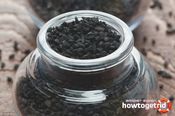 Receptes d'estries amb oli de comí negre