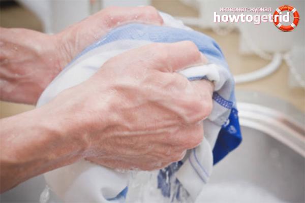 Cách giặt đồ lót nhiệt