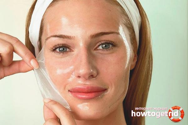 Eliminació adequada de la contaminació facial