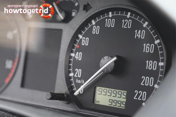 Como determinar a quilometragem real do carro ao comprar