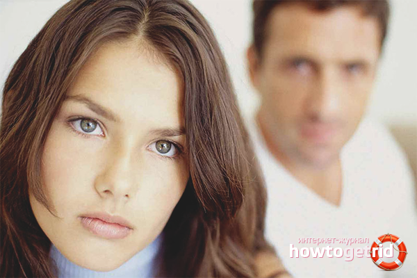 Wie man eifersüchtigen Ehemann aufhält