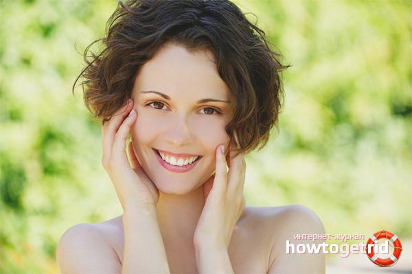 Cara merawat kulit anda pada musim panas