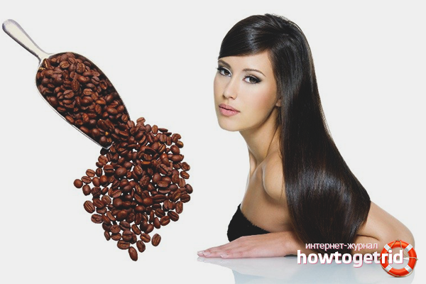 Màu tóc cà phê