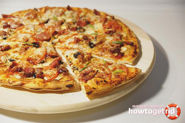 Hur man gör pizza