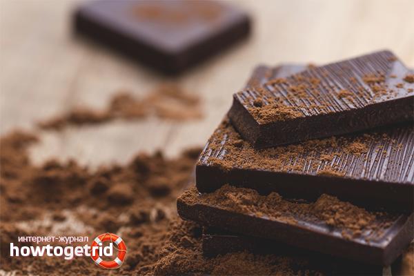 Как се прави шоколад