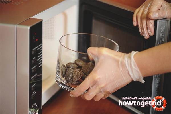 Como derreter o chocolate no microondas