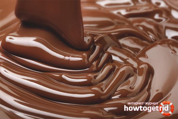 Como derreter o chocolate