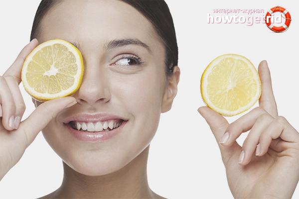 Lemon Jerawat
