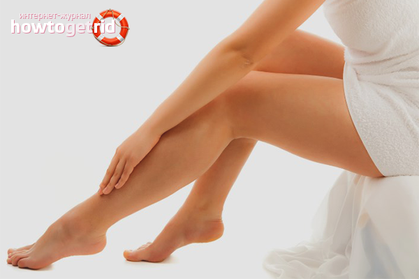 Com desfer-se de l'acne a les cames
