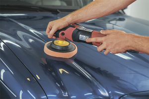 Com polir un cotxe