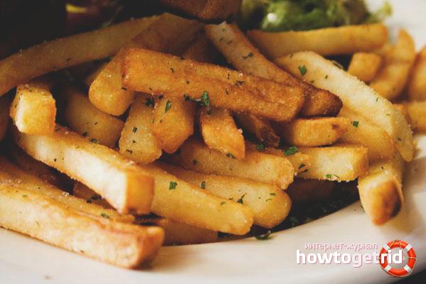 Com cuinar les patates fregides en una cuina lenta