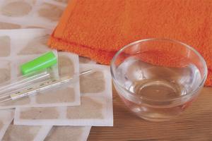 Làm thế nào để bỏ mù tạt vào ho