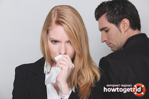 Wie man sich verhält, nachdem man sich von einem verheirateten Mann getrennt hat
