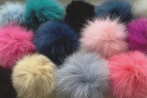 Како се боји крзно лисице
