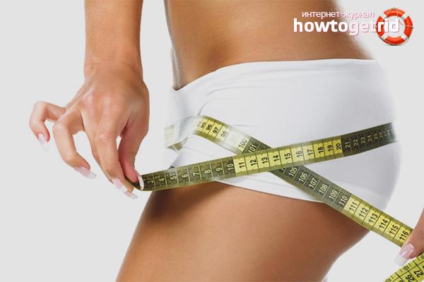 Com accelerar la pèrdua de pes a les cames