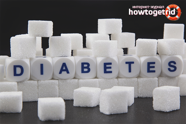 Oli de llinosa per a diabetis
