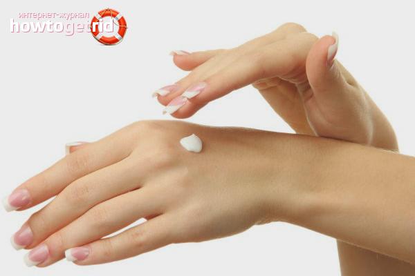 Com suavitzar la pell