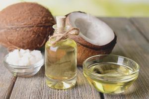 Com fer oli de coco