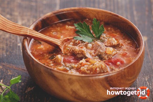 Как се прави супа Kharcho