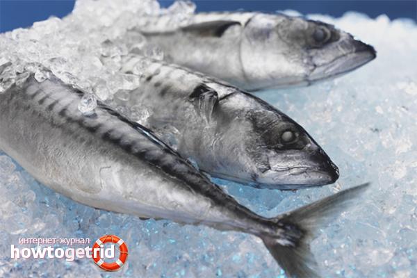 Как бързо да размразим риба