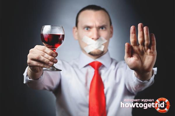 Cara berhenti minum alkohol sendiri