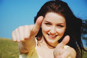 Jak stać się osobą pozytywną i wesołą