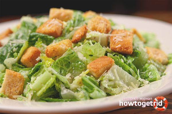 Kiriesh ile Salatalar