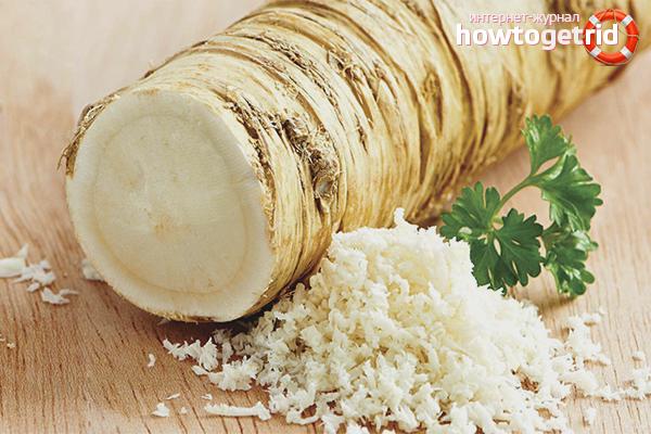 Horseradish nasıl pişirilir