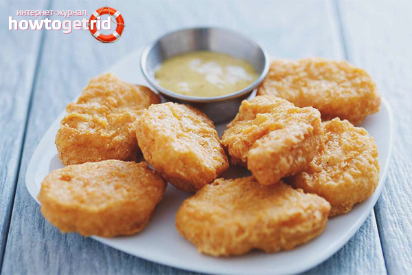 Kefir Chicken Nuggets