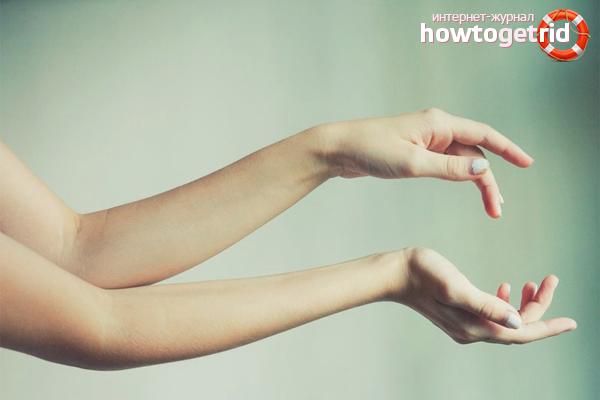 Cara menghilangkan rambut tangan
